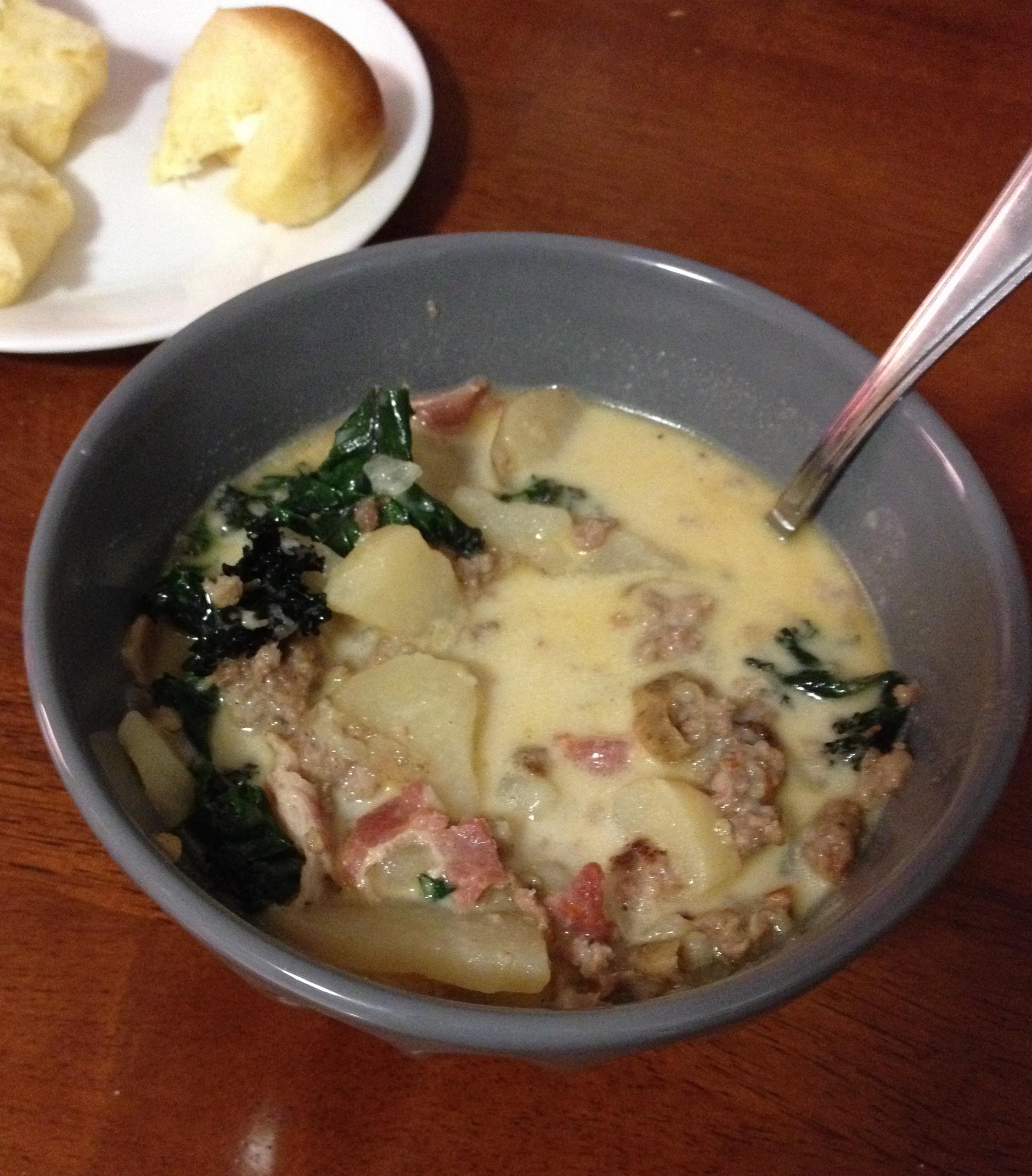 Copycat Recipe: Olive Garden Zuppa Toscana Soup | rude mommy